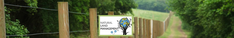 Natural Land Management Logo